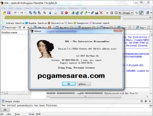 IDA Pro key