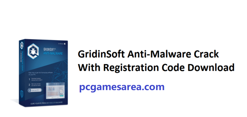 GridinSoft Anti-Malware 4.2.8 Crack 2021 With + Activation Code Here