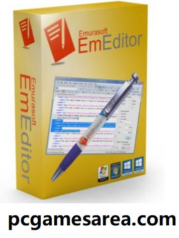 EmEditor Professional 21.1.4 Crack + License Key Free Download